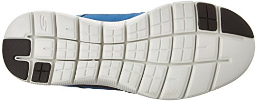 Skechers Flex Advantage 2.0, Chaussures Multisport Outdoor Homme Bleu (Bllm)