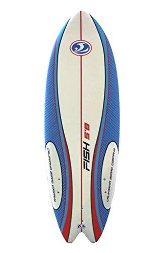 CBC Cbc Sushi Tavole Surf Softboard, Multicolore