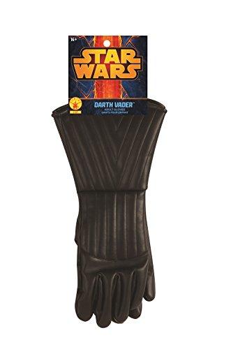Star Wars Darth Vader costume guanti adulti accessori [tessile]