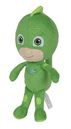 Simba 109402036GEG - PJ Masks Plüschfigur Gecko, 20 cm