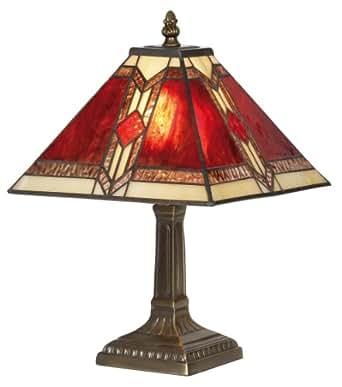 Astec Tiffany Table Lamp