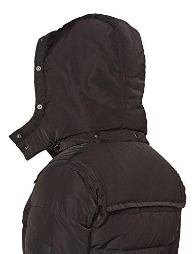 Pepe Jeans London Betties, Manteau Imperméable Femme Noir (Black)