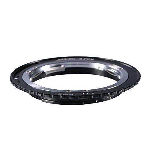 Adaptador C/Y para montura EF y EF-S Canon EOS
