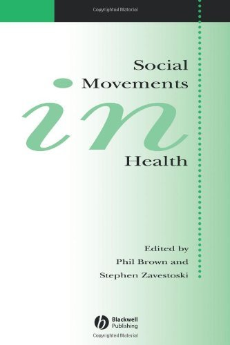 Social Movements in Health (Sociology of Health and Illness Monographs) by Brown Brown (2005-04-01)