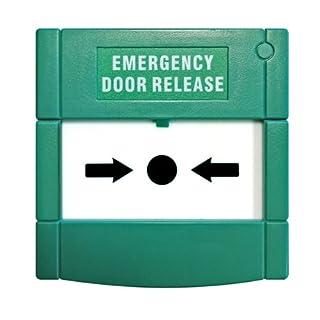 Re-Auswählbarer Emergency Break Glass, Surface Mount, Notfall, Freigabe, ESP EV-EBG