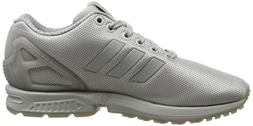 adidas Zx Flux, Chaussures de Running Compétition Mixte Adulte Gris (Mgh Solid Grey/Mgh Solid Grey/Mgh Solid Grey)