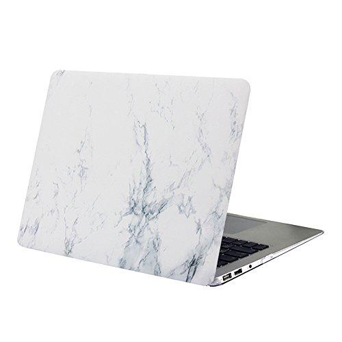 MacBook Pro 38,1cm Fall (Modell A1286) (33,1cm Display), ymix Hart PC Schale Ultra Slim Folio Schutzhülle für Apple MacBook 38,1cm mit CD-ROM-Laufwerk (A1286) Pro 15.4