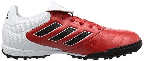 adidas Copa 17.3 Tf, Chaussures de Futsal Homme Marron (Rojo/negbas/ftwbla)