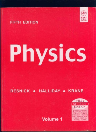 Physics, Volume 1 5th Edition