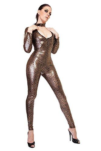 cra Catsuit in Leopard look ()
