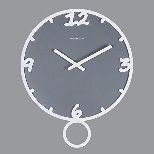 YANXUEPING Moderna Personalidad Simple Reloj, Moderno y Creativo, Relo