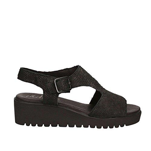 MARITAN G 660087 Sandalo Donna Nero 36