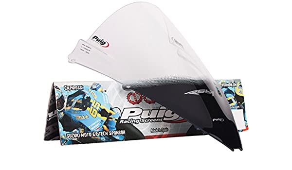 Racingscheibe Puig Aprilia RSV4 09-14 klar