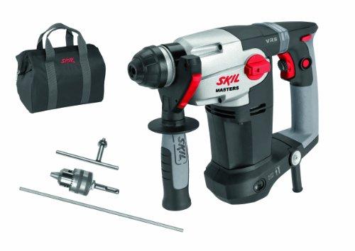 Skil Masters Bohrhammer 1780 MA (1.000W, 2,7J, SDS+, VRS, 4m Kabel, +Metallbohrfutter, +Tasche)