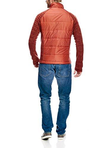 Tatonka Herren Sirka M's Jacket Jacke redbrown