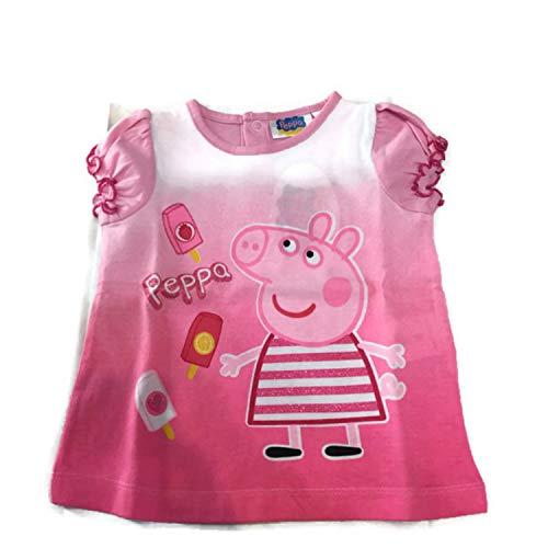 Other Gentle T-shirt E Pantaloncino Peppa Pig Bambina Taglia 6 Anni Quality First