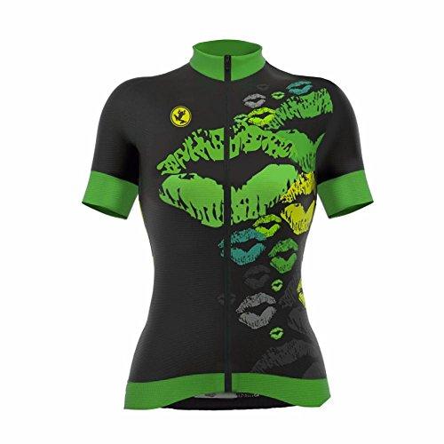 Uglyfrog Wear Cycling Radtrikot Damen Sport Radfahren T-Shirt Radsport Trikot Shirt Rad Jersey