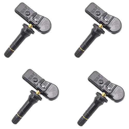 Moligh doll Sensori di monitoraggio della Pressione dei Pneumatici TPMS 4 pz per Peugeot Citrn M 9802003680