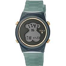 Reloj Tous D-Bear Fresh Negro Mujer Digital 800350685