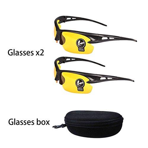 Zoom IMG-1 2 paia occhiali da sole