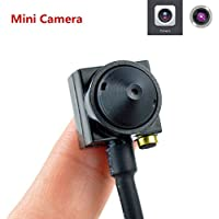 Toguard HD 600TVL Sony CMOS Pinhole Lens Mini FPV CCTV Pinhole Security Camera¡