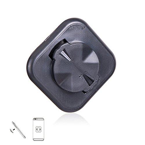 Lixada MTB Rennrad Computer Adapter für Garmin Mount Extended Telefon Sitzhalter