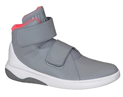 Nike Stealth / Stealth-Hot Lava-White, Scarpe da Basket Bambino Grigio (Gris (Stealth / Stealth-Hot Lava-White))