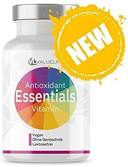 Antioxidantien Kapseln Bild