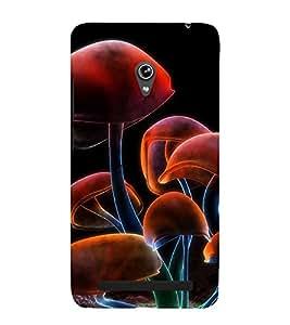 ifasho Designer Back Case Cover for Asus Zenfone 6 A600CG (Jacki Design Cosmopolitan Girls Dresses)