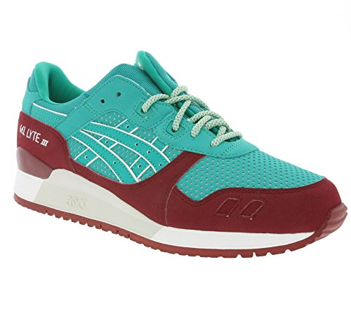 "Asics - Asics Gel Lyte III ""Block Pack"" Brown"
