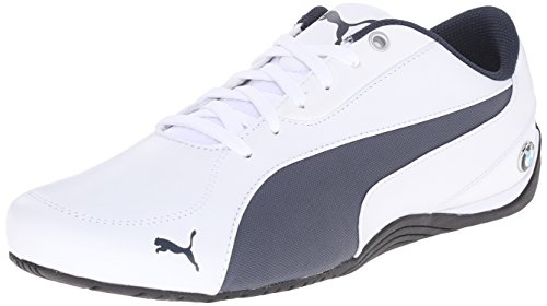 Puma Bmw Ms Drift Cat 5 Nm Sneakers 2 moda White/BMW Team Blue