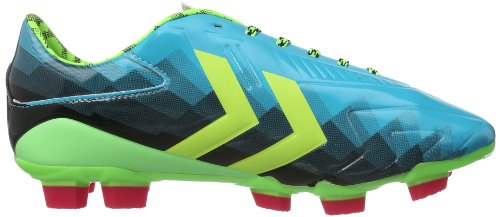 Hummel X Blade Ltd Edition, Chaussures de Football Mixte Adulte Bleu (bluebird)
