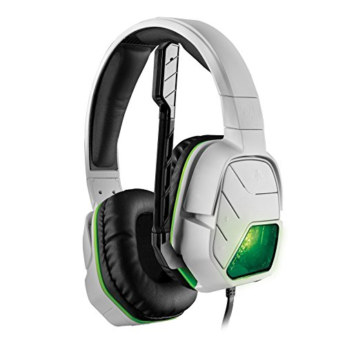 Price comparison product image Afterglow LVL 5 Wired Stereo Headset for Xbox One - White