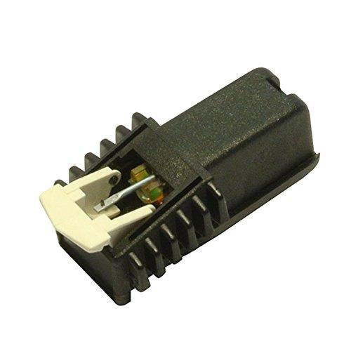 iBatt Testina per giradischi, testina fonografica, puntina per giradischi, puntina fonografica cod. 734-11 compatibile PHILIPS GP 215, GP 214