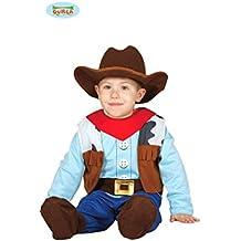 Disfraz de Vaquero baby 12-24 meses
