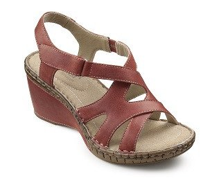 Hotter Mellow Lt Taupe