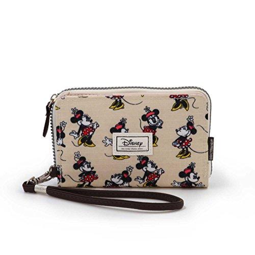 Karactermania Disney Classic Minnie Ivory Monederos, 16 cm, Beige