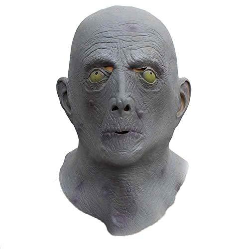 LXAGM Horror Alien Mask - Halloween Maske - Cosplay Kostüm Maske - Party Rave Maske - Erwachsene Und (Promi Kostüm Vampir)