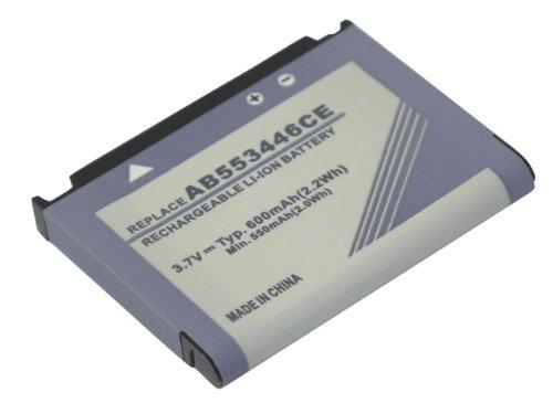 Kompatibler Ersatz für SAMSUNG SGH-F488, SGH-F488E, SGH-F480, SGH-F480 Tocco Handyakku