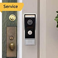 Smart Video Doorbell Installation - Battery Operated