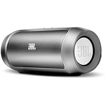 JBL Charge 2: Portable Wireless Stereo Speaker & Charger