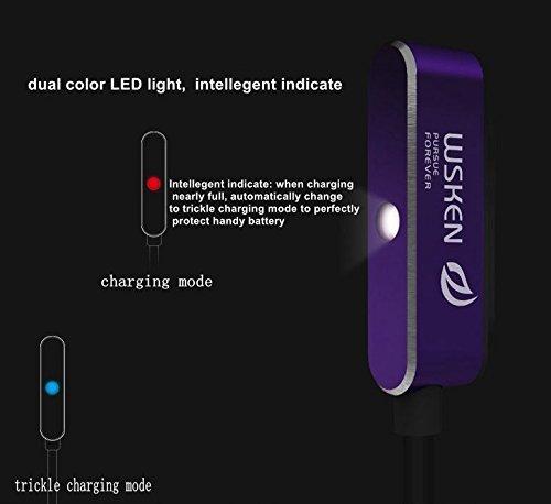 WSKEN Magnete USB Cavo di ricarica per Sony Xperia...