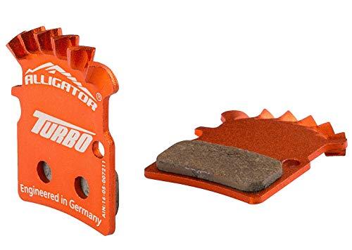 Alligator pasticche Freno Shimano XTR BR-M965/966/975, Saint BR-M800, XT BR-M765/775/R50 TB018-DIY+ organich
