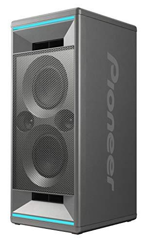 Pioneer Club 5 Altavoz de Bluetooth (LED Iluminación, Voice Control, USB para...