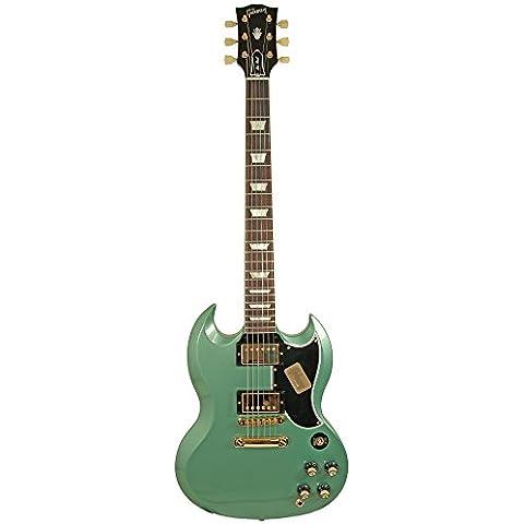 Gibson SG Standard Reissue M2M–custom–Iverness Green
