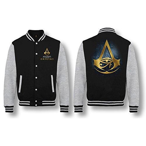 Assassin's Creed – Origins Hieroglyphics College-Jacke