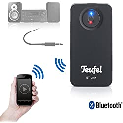 Teufel BT Link Bluetooth Adapter Schwarz