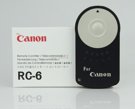 Generic RC-6 RC6 IR Wireless Remote Control for Canon 700D...