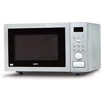 Sanyo Em Sl60c 25 Litre 900 Watt Combination Microwave