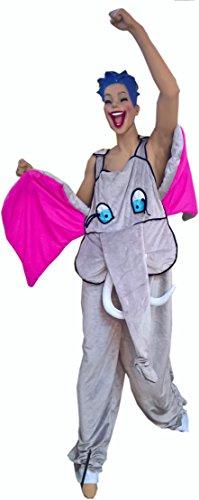 Heunec 597679 - Karneval Kostüm Elefant